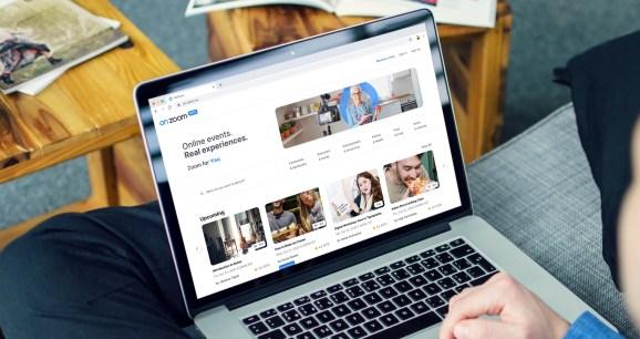 OnZoom: Zoom's new events platform