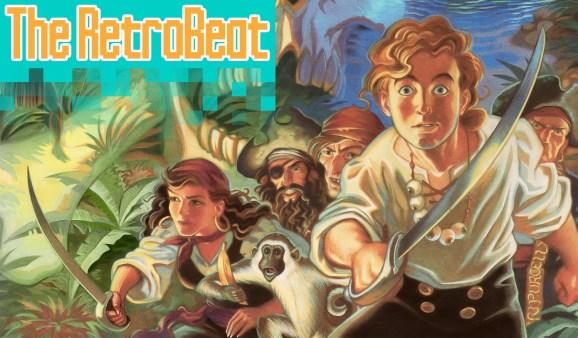 The Secret of Monkey Island.