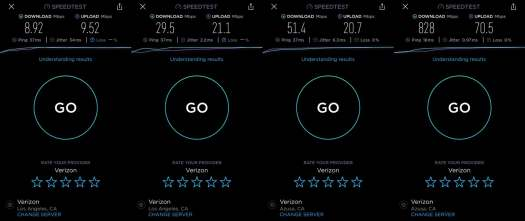Outside Disneyland, Verizon's 5G network is ready to offer a wild ride 3