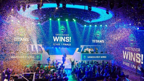 Luminosity Gaming owns the Overwatch League team Vancouver Titans.
