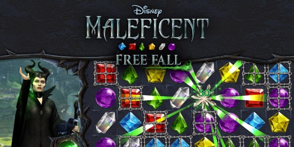 Maleficent Free Fall.