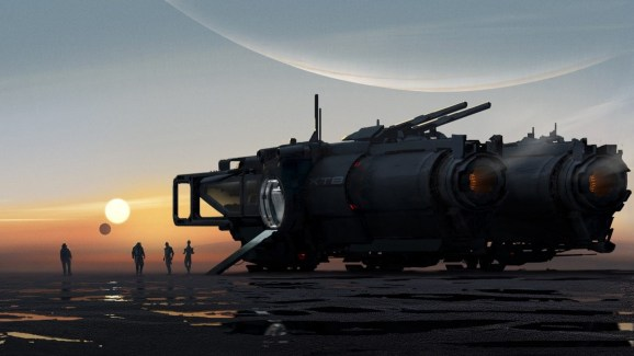The new Mass Effect