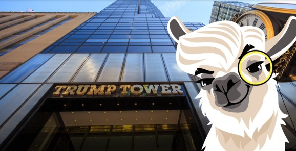 Upland will let you figure out the value of Trump Tower in the virtual world.