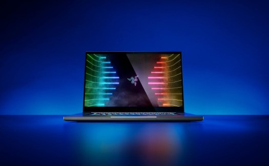 Razer shows smart mask, futuristic gaming chair, and new RTX laptops 5