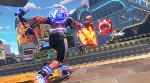 Velan Studios will launch Knockout City dodgeball game on May 21 2