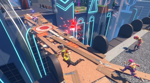 Velan Studios will launch Knockout City dodgeball game on May 21 3