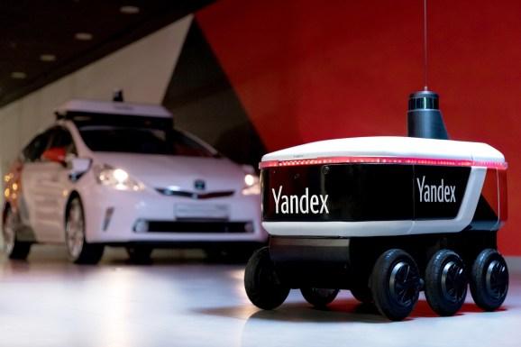 Yandex.Rover