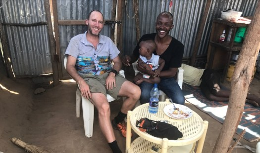 How Kurt Davis quit the tech life to help people in Africa for a year 2