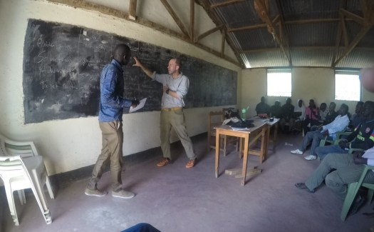 How Kurt Davis quit the tech life to help people in Africa for a year 5