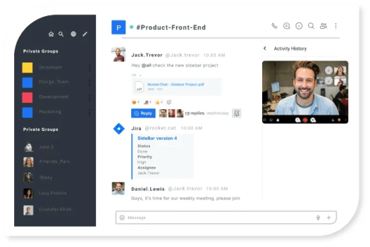 Cutting Slack: When open source and team chat tools collide 3