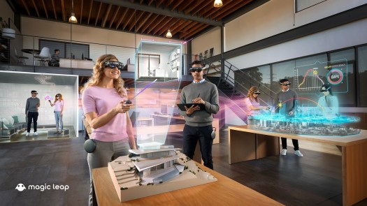 Peggy Johnson interview: How Magic Leap is getting traction with its enterprise pivot 2