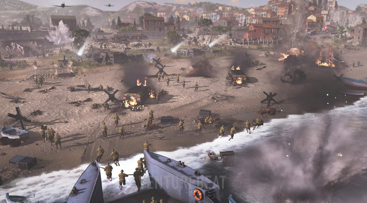 Company of Heroes 3 hands-on: Kicking the Germans out of Italy 3