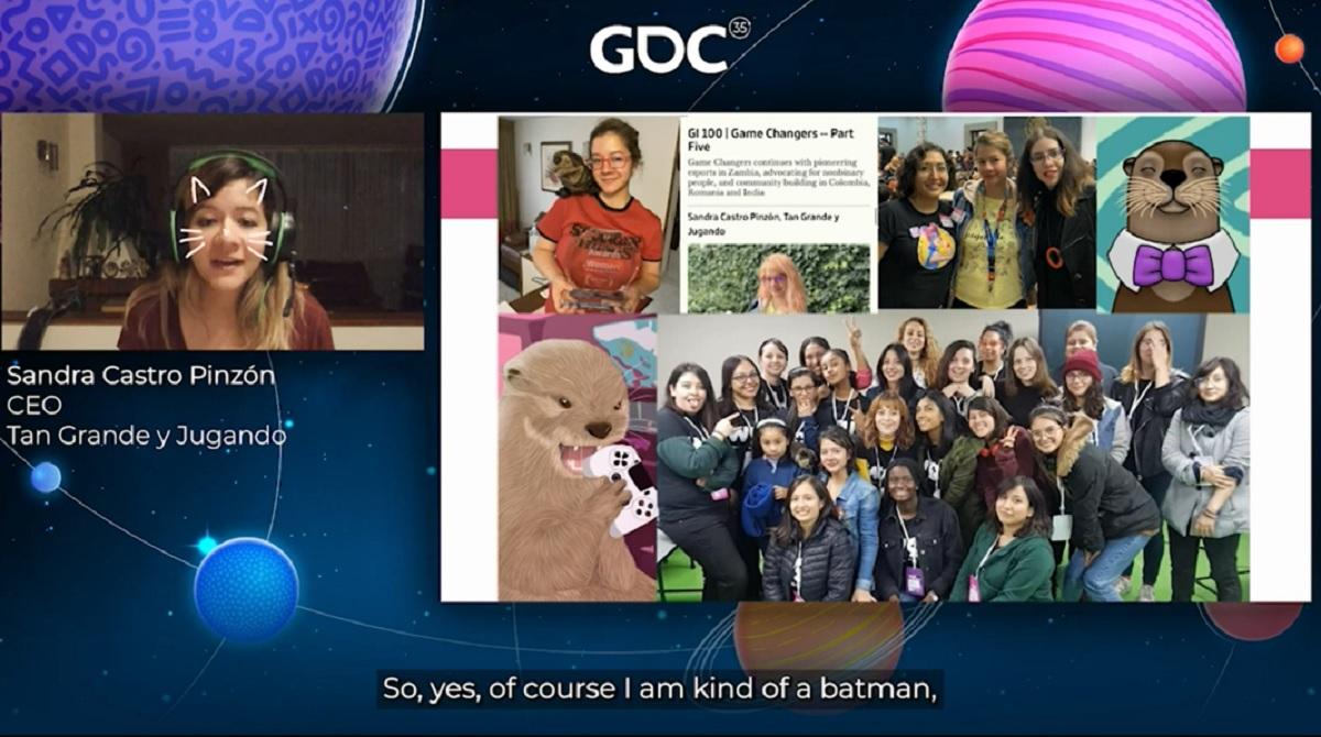 #1ReasonToBe: Tales of women game developers in emerging regions 8