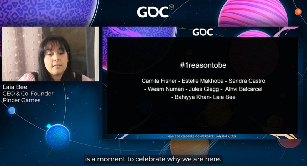 #1ReasonToBe: Tales of women game developers in emerging regions 2