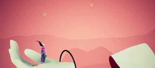 Annapurna's Solar Ash is an action platformer in a dreamscape 3