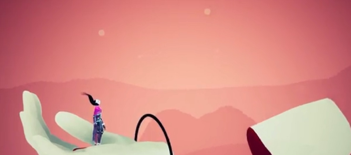 Annapurna's Solar Ash is an action platformer in a dreamscape 2