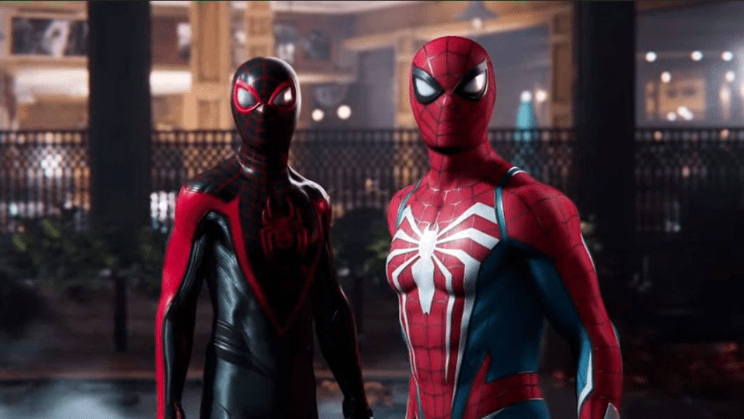Spider-Man 2 is coming in 2023.