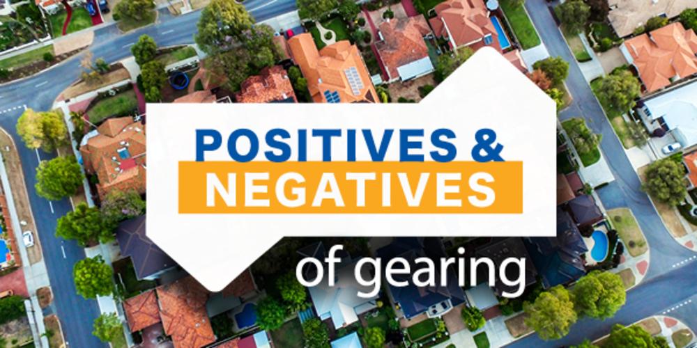 positive gearing negative gearing
