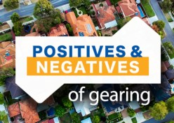 positive gearing negative gearing