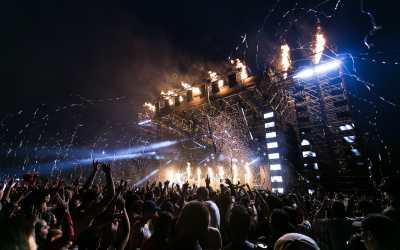 De toekomst van evenementen en entertainment
