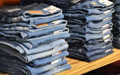 Sustainable jeans production for major brands
