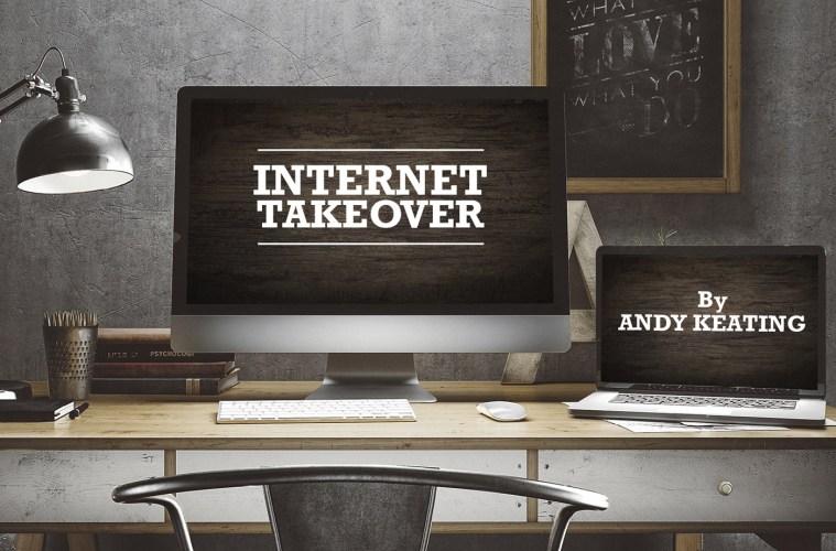 Internet Taker over