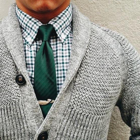 shawlcollaredsweater
