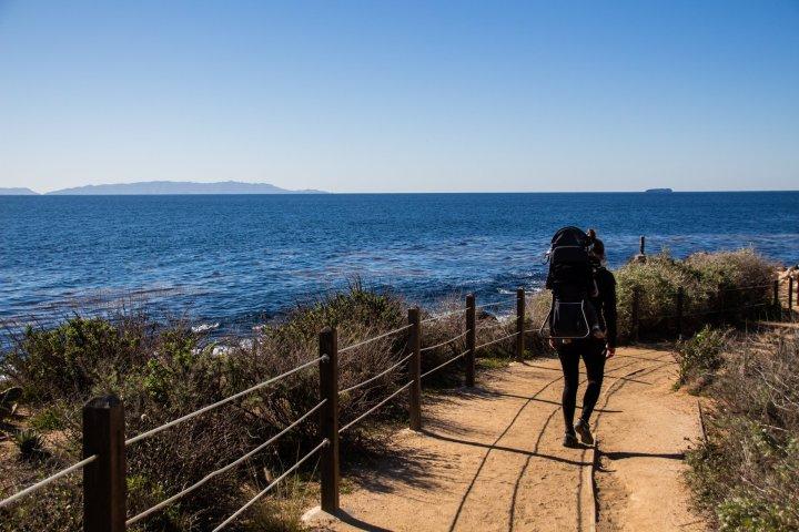 Terranea Discovery Trail Beach Hike in Rancho Palos Verdes