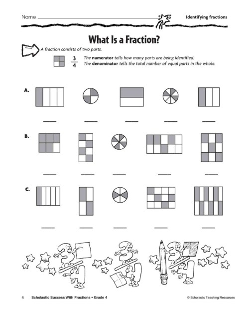 small resolution of 2nd Grade Fractions Pizza Worksheet   Printable Worksheets and Activities  for Teachers