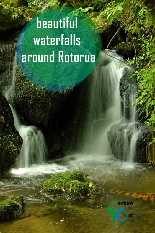 Rotorua Waterfall