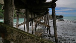 Hicks Bay Wharf