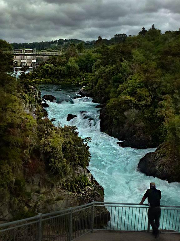 Wasserfälle: Aratiatia Rapids
