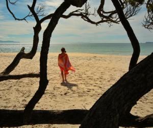 Taju am Otama Beach