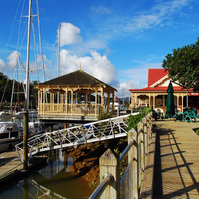 Whangarei Yacht Harbour