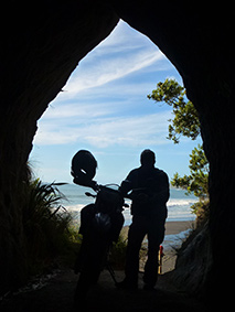 Waikawau Tunnel
