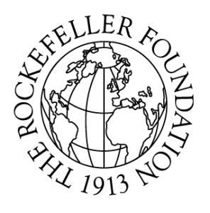 Rockefeller Foundation Announces 2014 Resilient Cities