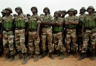 Image result for nigerian troops in sierra leone
