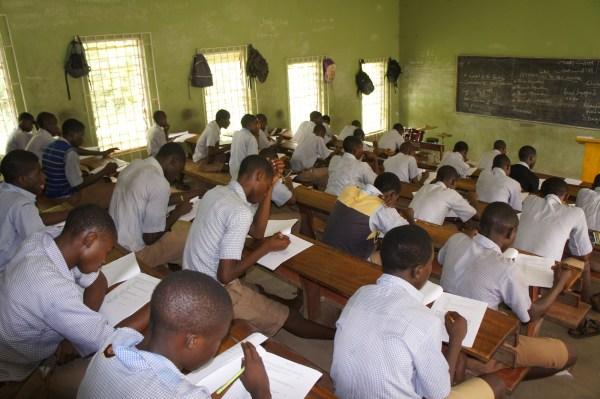 Nigeria School Student Pictures