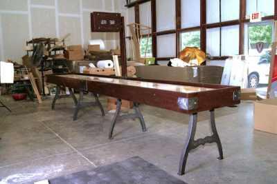 Venture Shuffleboard Tables