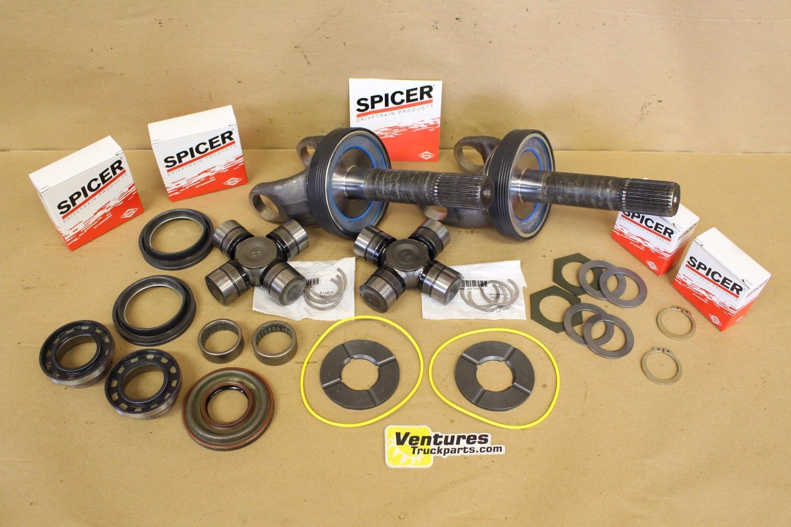 hight resolution of ford super duty f250 f350 dana 50 front axle