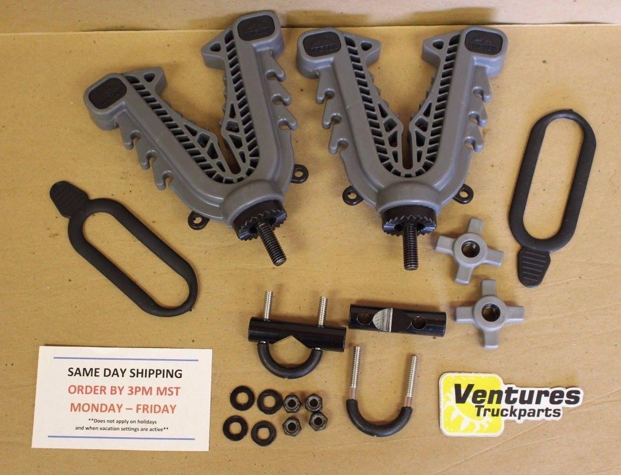 v grip handlebar gun bow utility rack atv tek four wheeler utv vfgh golf cart