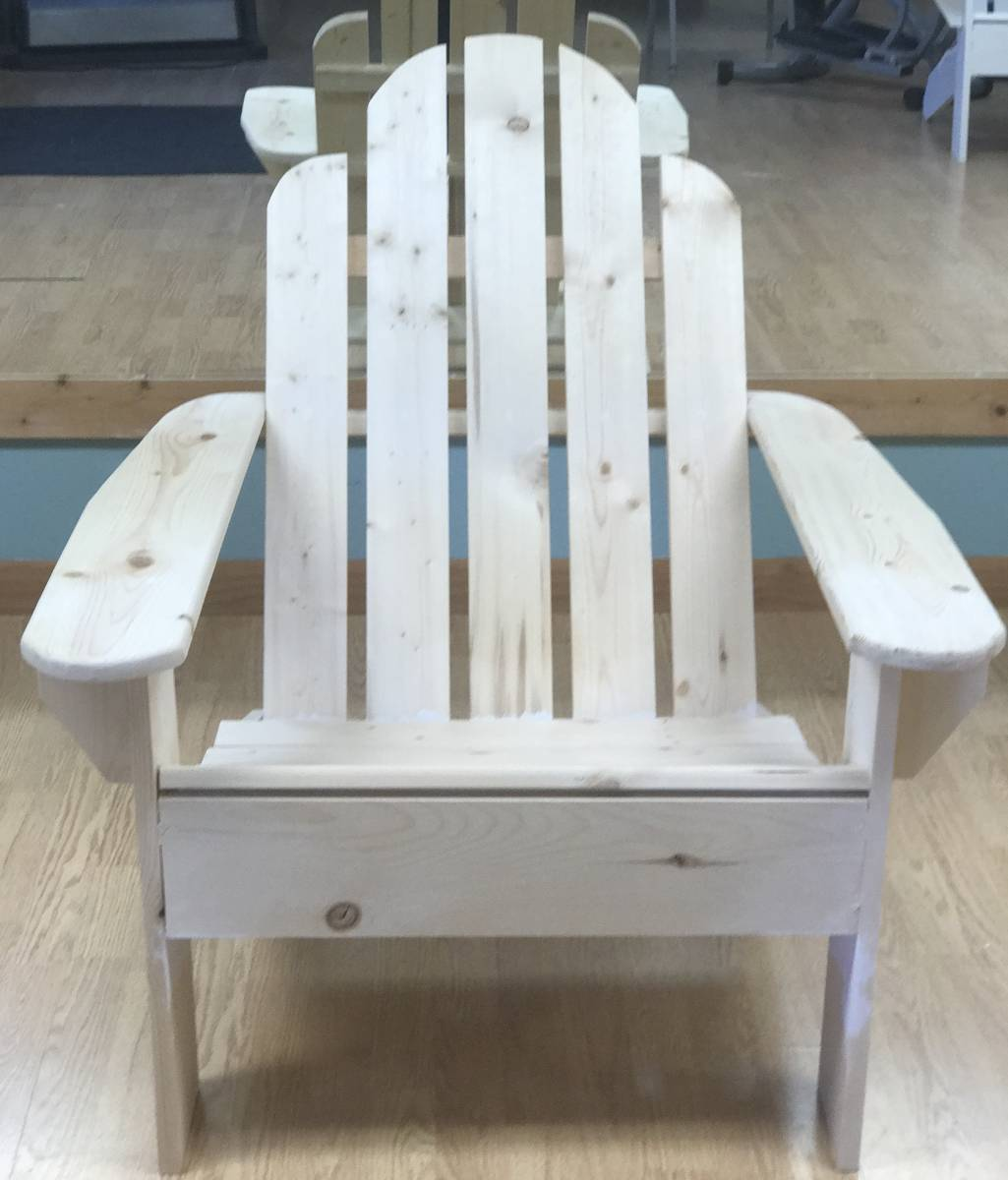 adirondack chairs kits butterfly chair replacement covers outdoor jfb 301 assembly required ventures