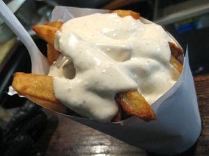 Pommes frites, Belgian style