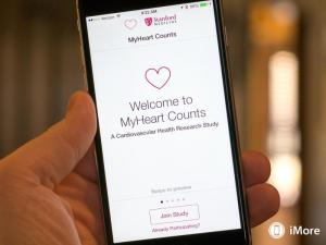 Stanford MyHeart app for ResearchKit