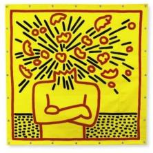 """Exploding Head"" - Keith Harding"