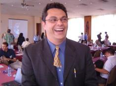 Taha Kass-Hout: Tie Optional