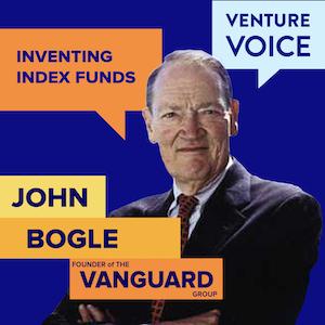 John Bogle of The Vanguard Group