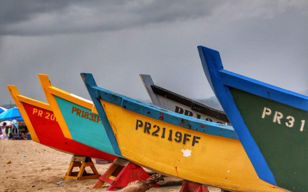 Puerto Rico:Crash Boat Beach &  Cuevas De Los Indios