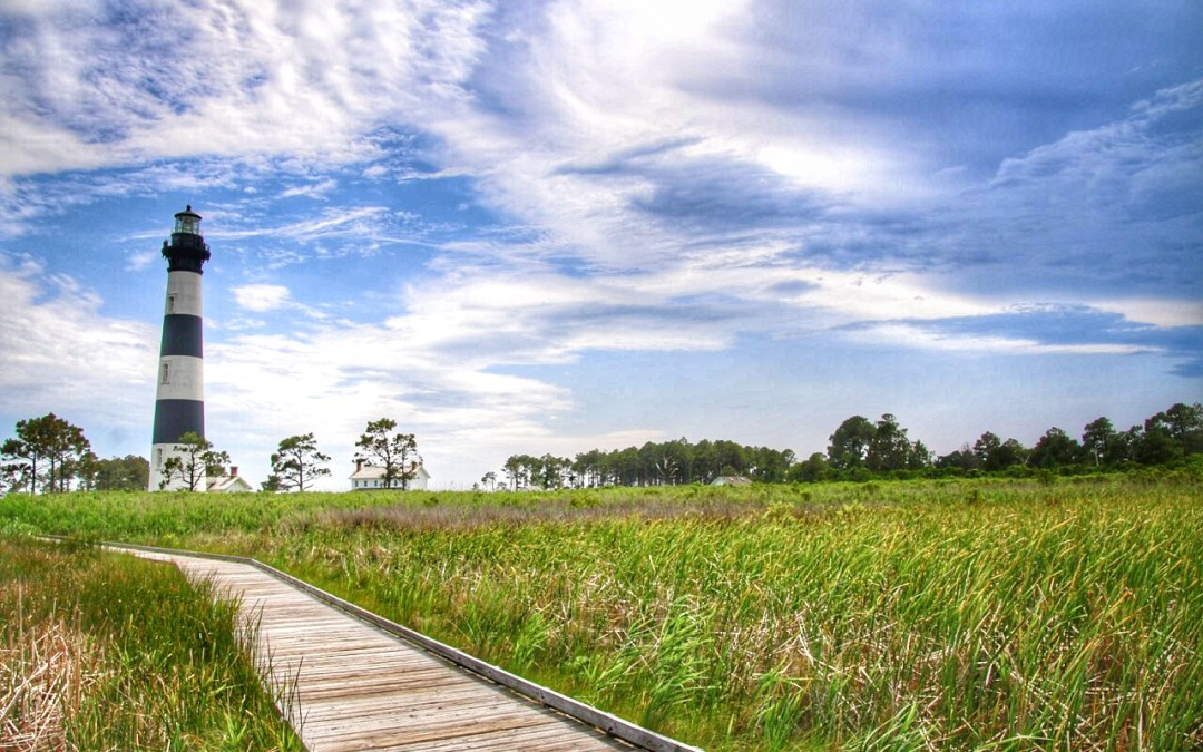 NC's Outer Banks: A Watery Wonderland