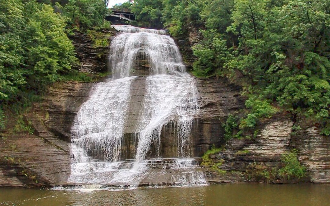 Watkins Glen State Park: Our Great(ish) Canadian Road